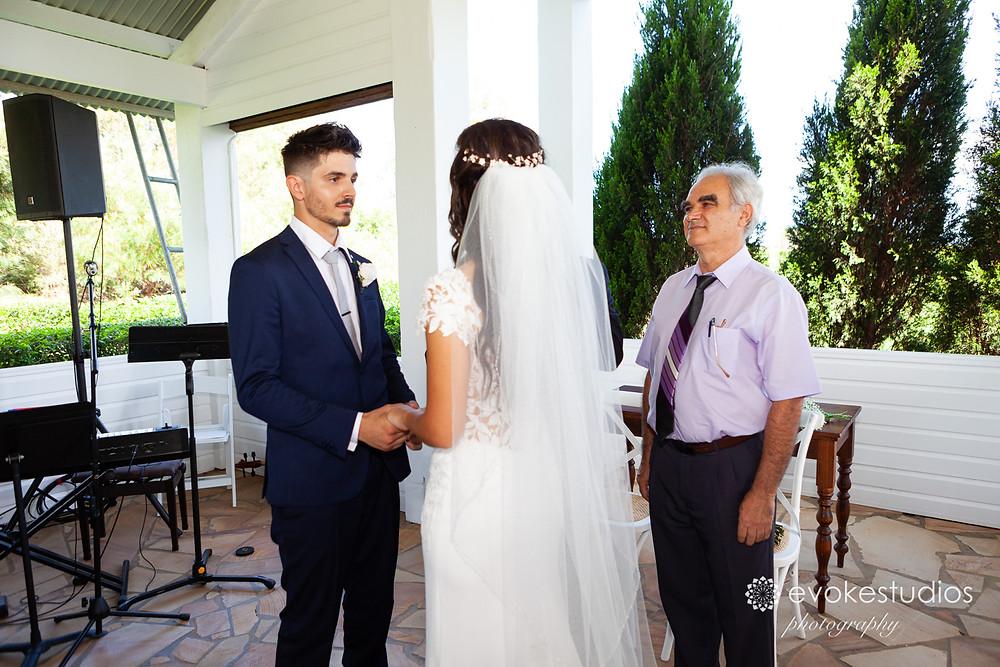 Romanian Wedding ceremony