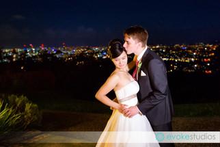 Daniel & Momoko's Intimate Summit Wedding
