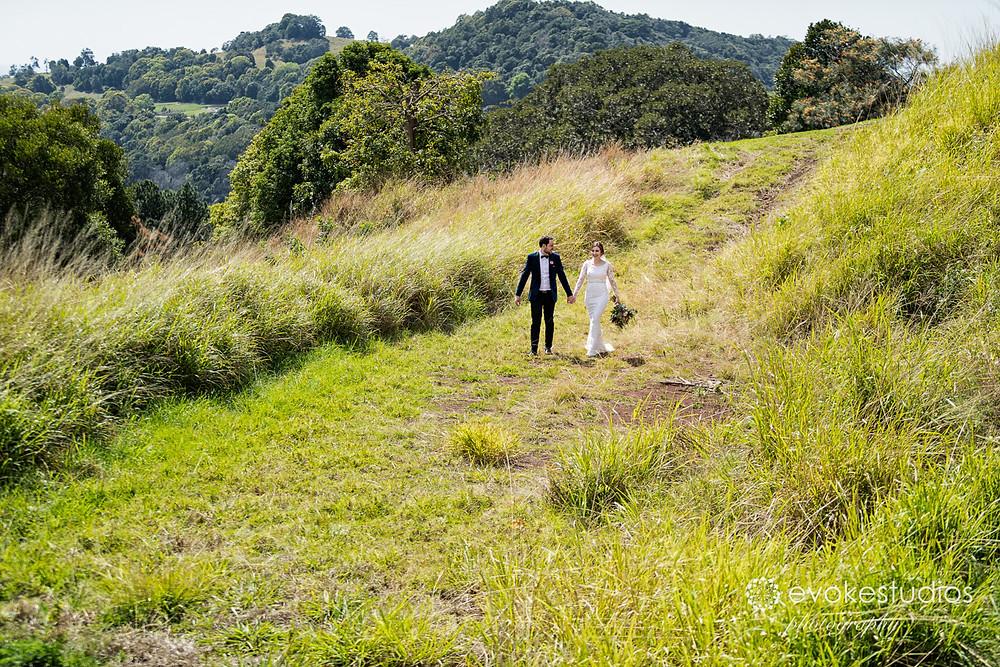 Wedding photographer summer grove