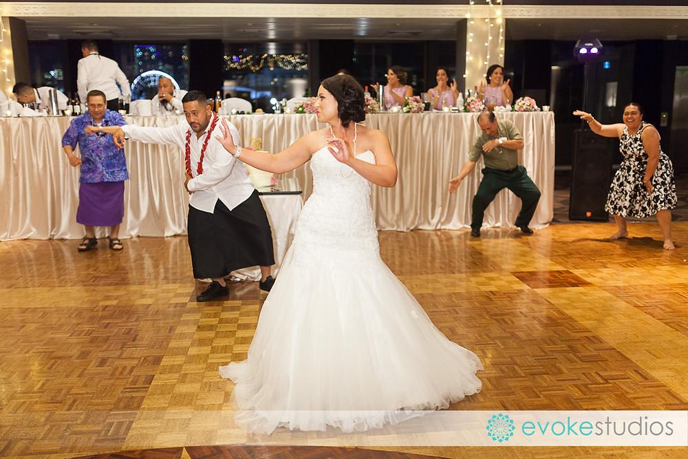 Samonian Dancing at the greek club