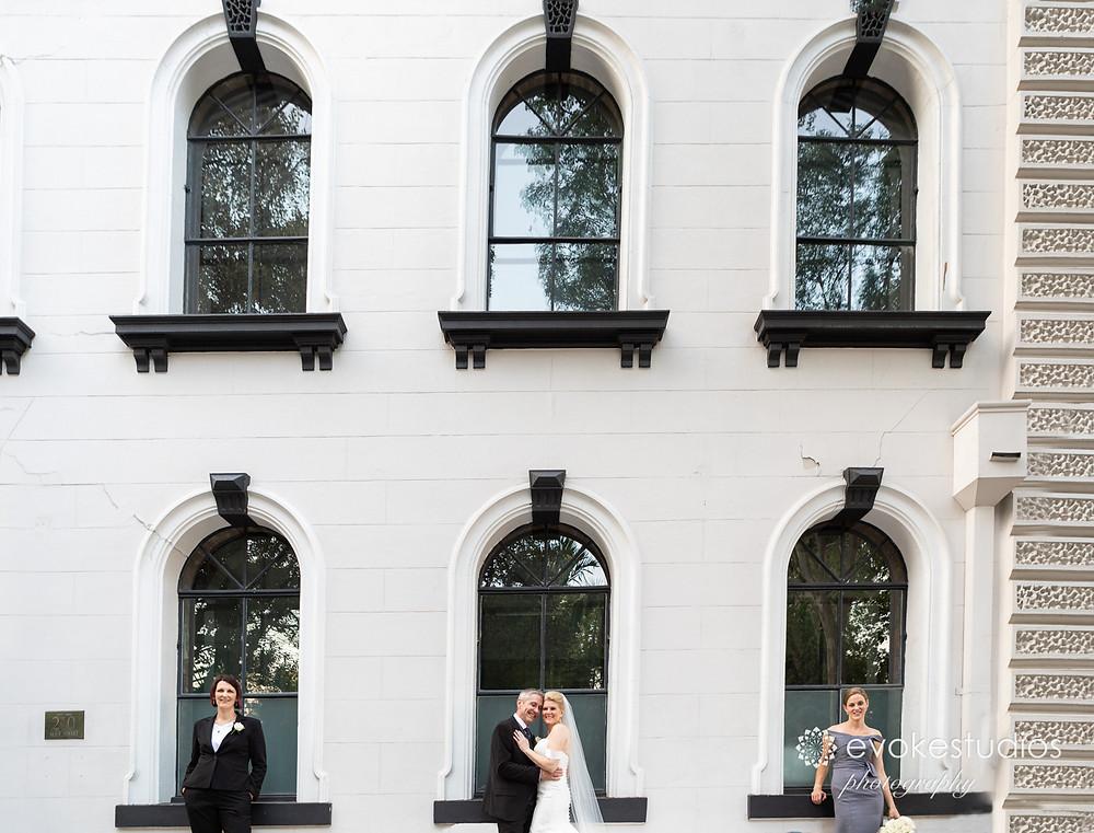 Brisbane Stamford Plaza wedding photographer