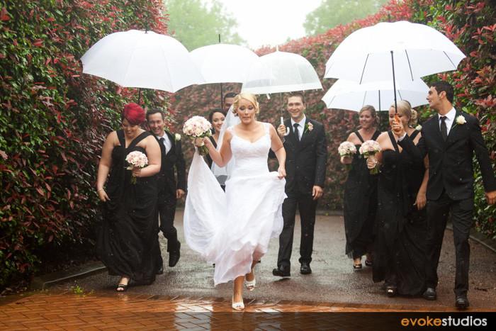 Tamborine Gardens wedding