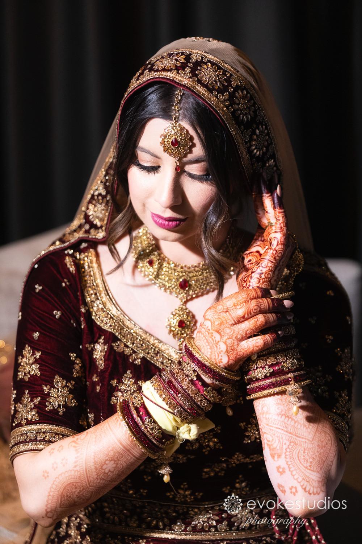 Hindu Bride brisbane