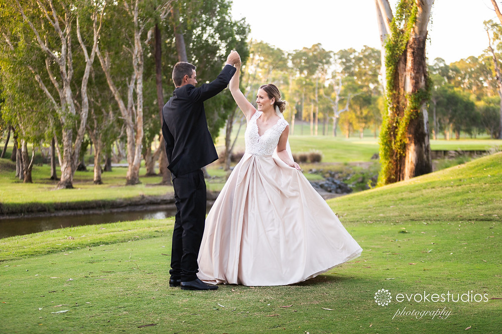 Parkwood Gold Coast wedding photographer