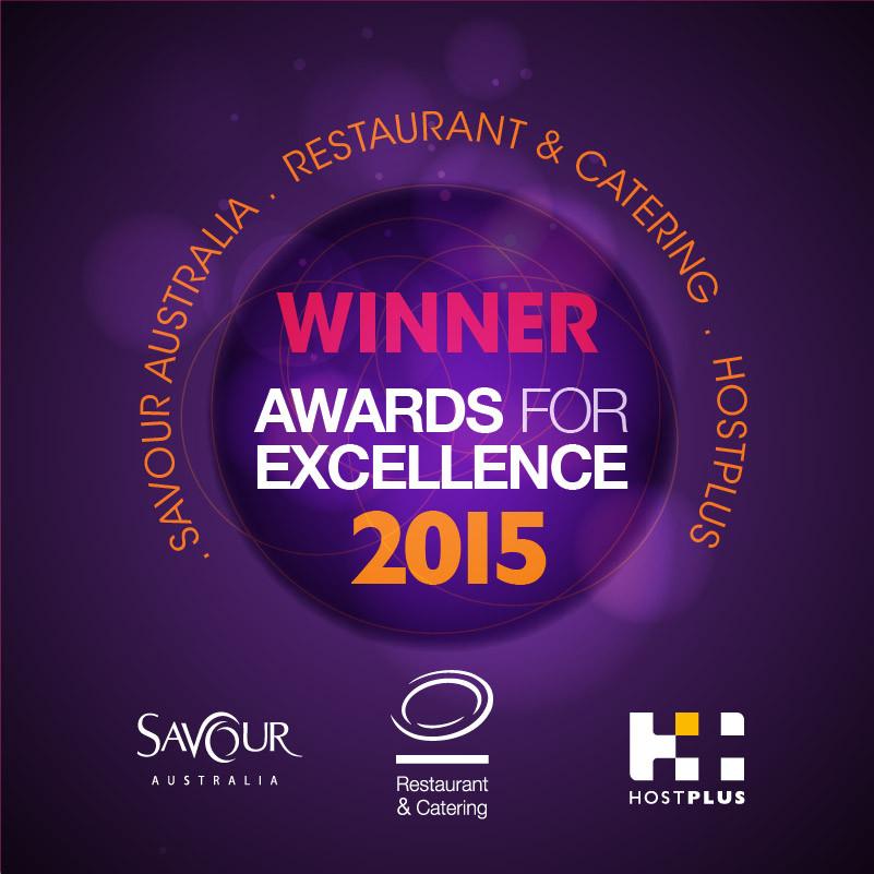 Dockside Catering Award Winner