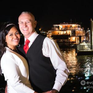 Steve & Kate's Kookaburra Queen Wedding