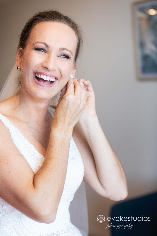 Wedding ear rings