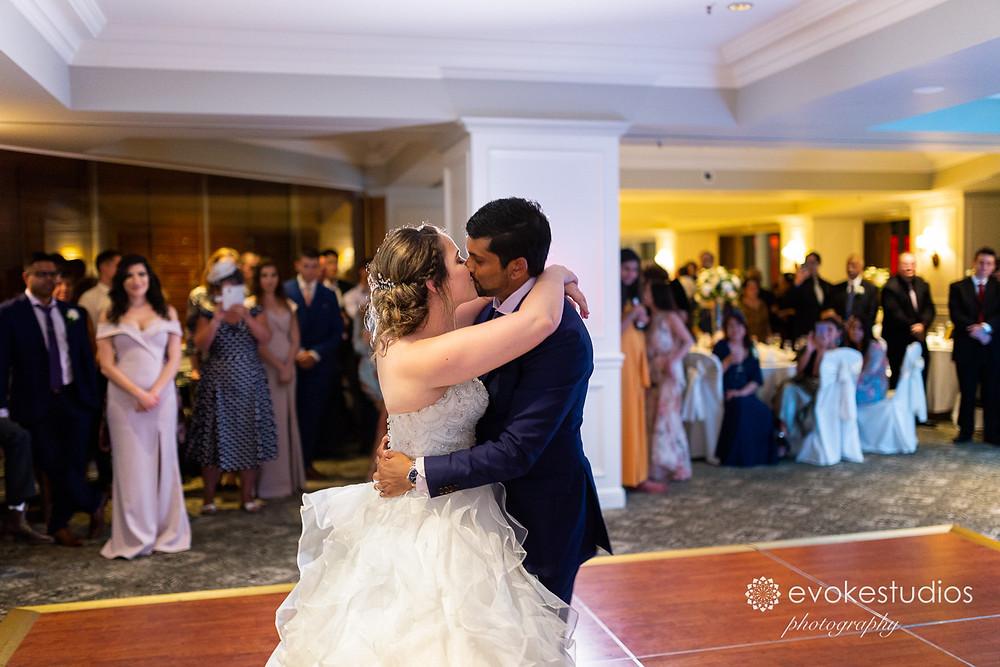 Bridal waltz stamford plaza