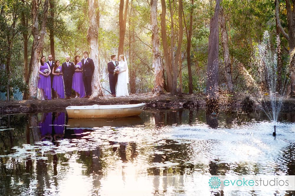 Macathur Gardens wedding photography