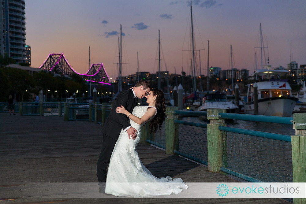 Dockside Landing Wedding