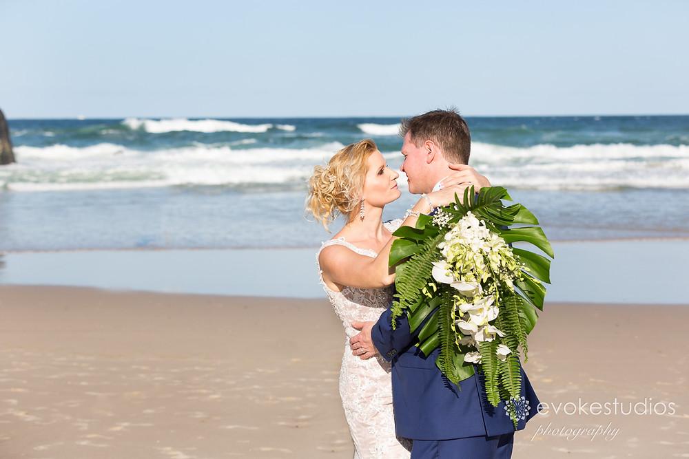 Beast beach wedding photogrpaher
