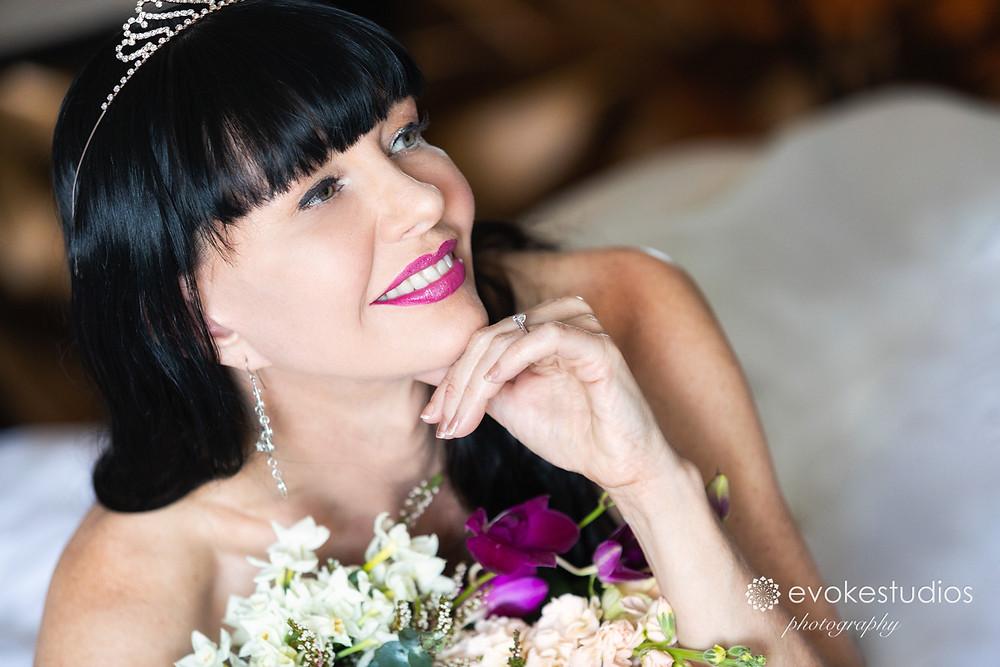 Brides portait