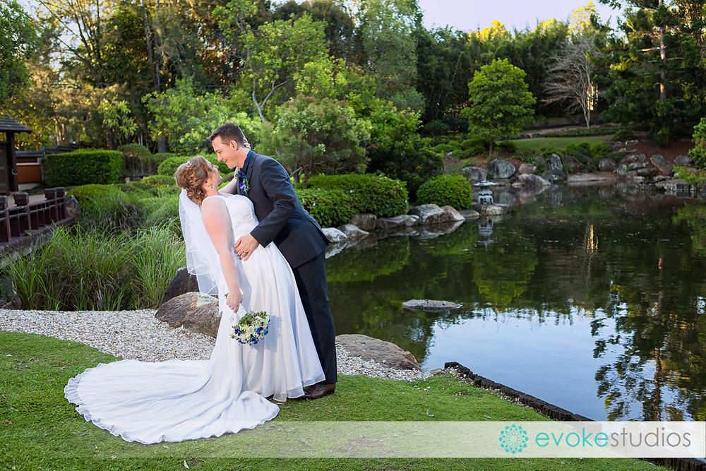 Queens park wedding photography