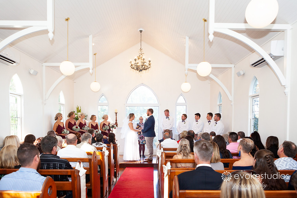 Braeside wedding chapel