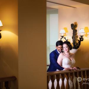 Mark & Vanessa's Stamford Plaza Wedding