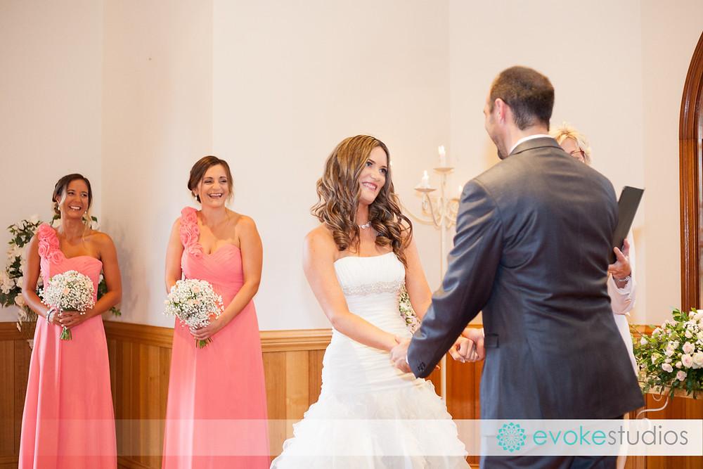 Bridal chapel