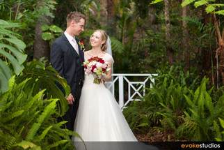 Keam & Leonie's Coolibah Downs Wedding