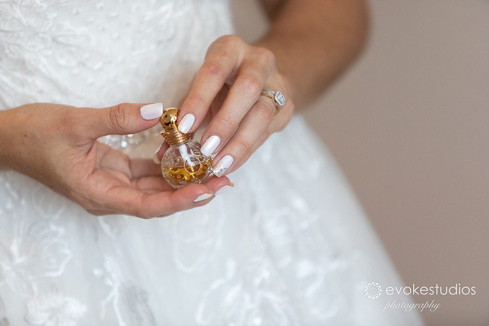 Wedding purfume