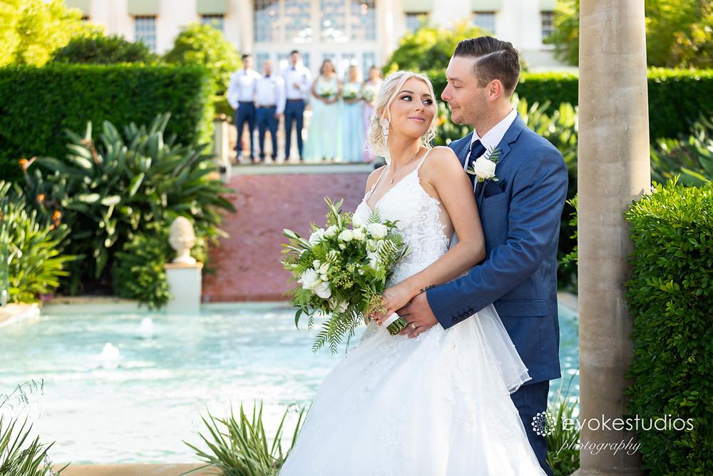Sanctuary cove international wedding photographer