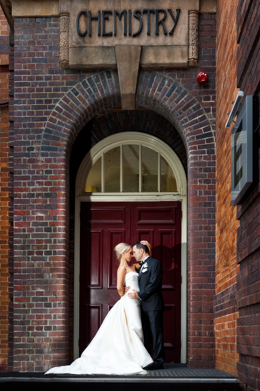 QUT wedding photography