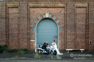 Chris & Angela's Ipswich Turf Club Wedding