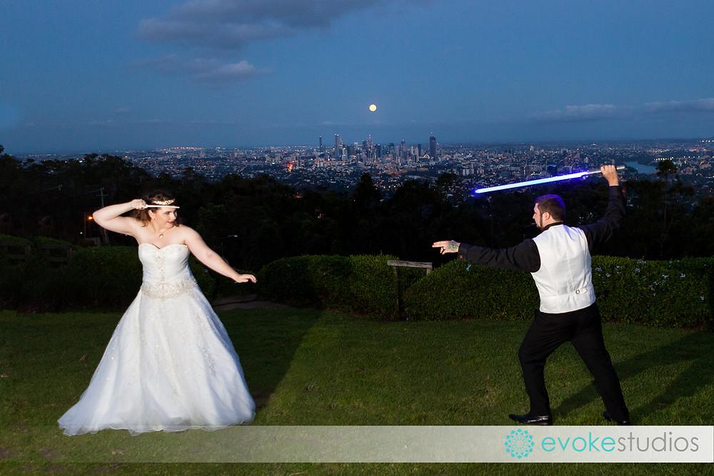 a gamers wedding