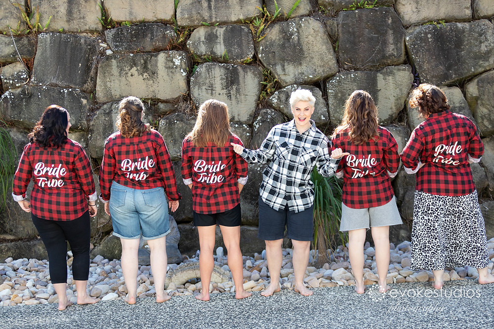 Flanno bride tribe