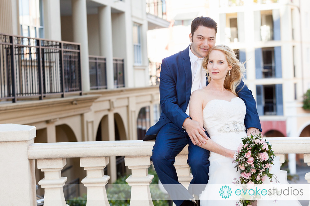 Emerald lakes wedding photography