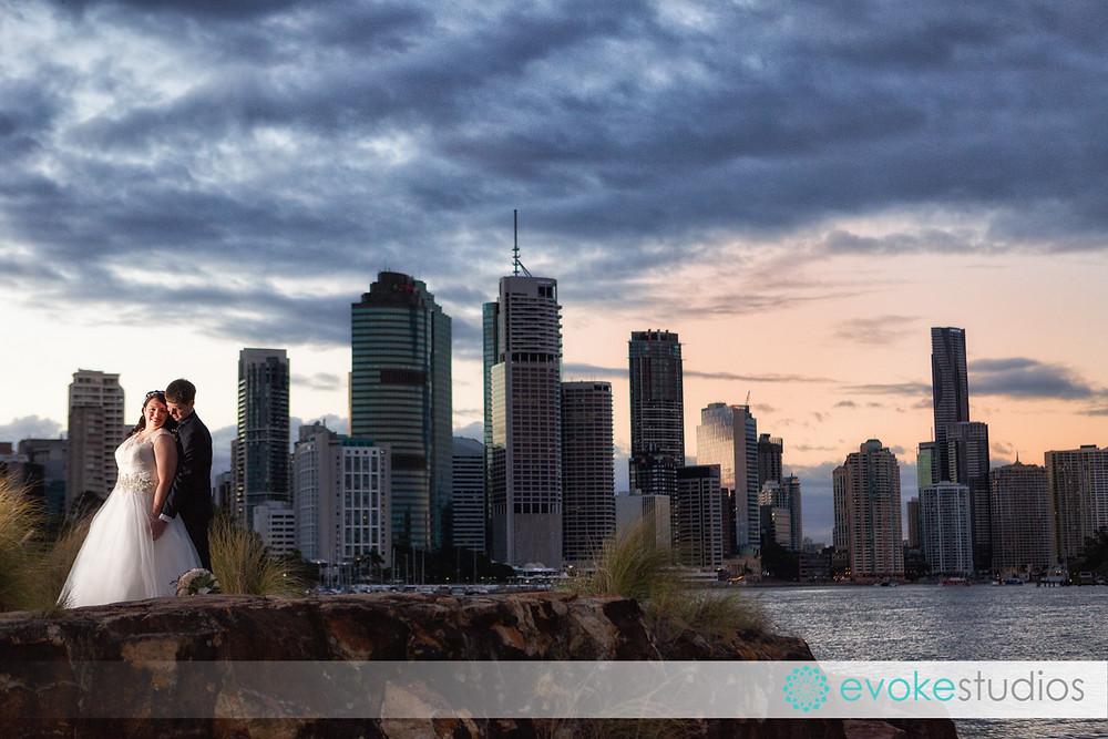 Kangaroo Point Wedding Photography