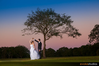 Travis & Jessica's Riverlakes Wedding