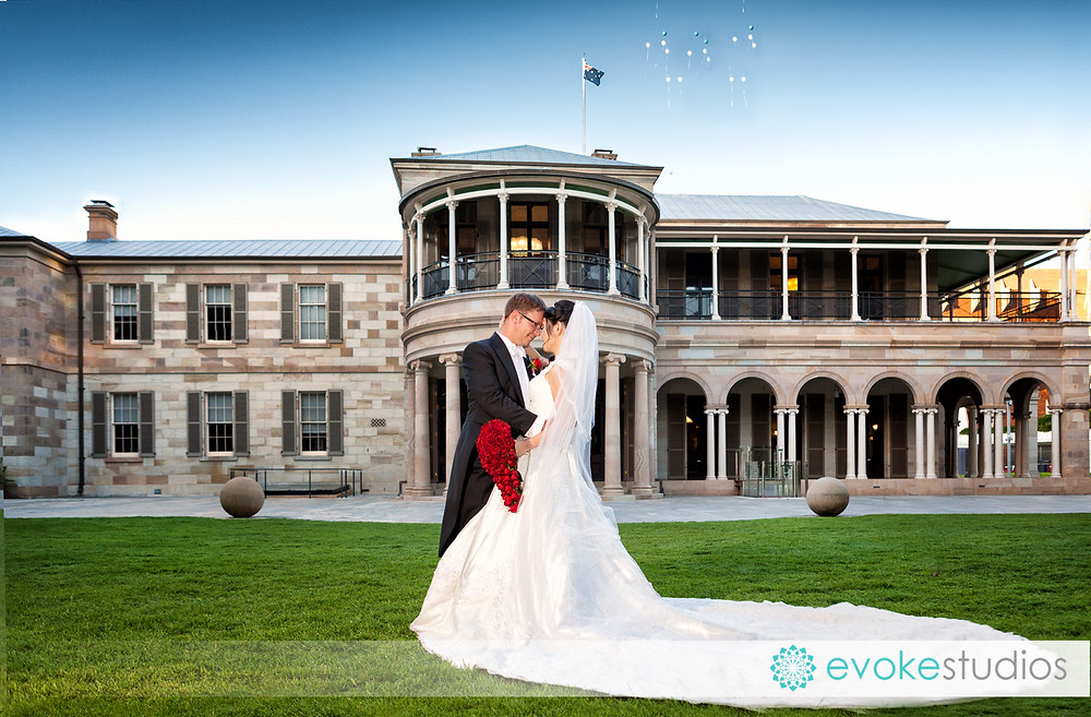 QUT Wedding photographer