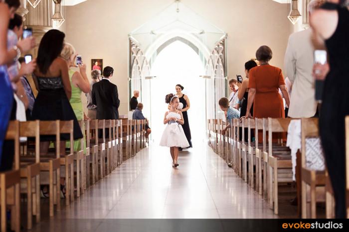 Cathlic wedding