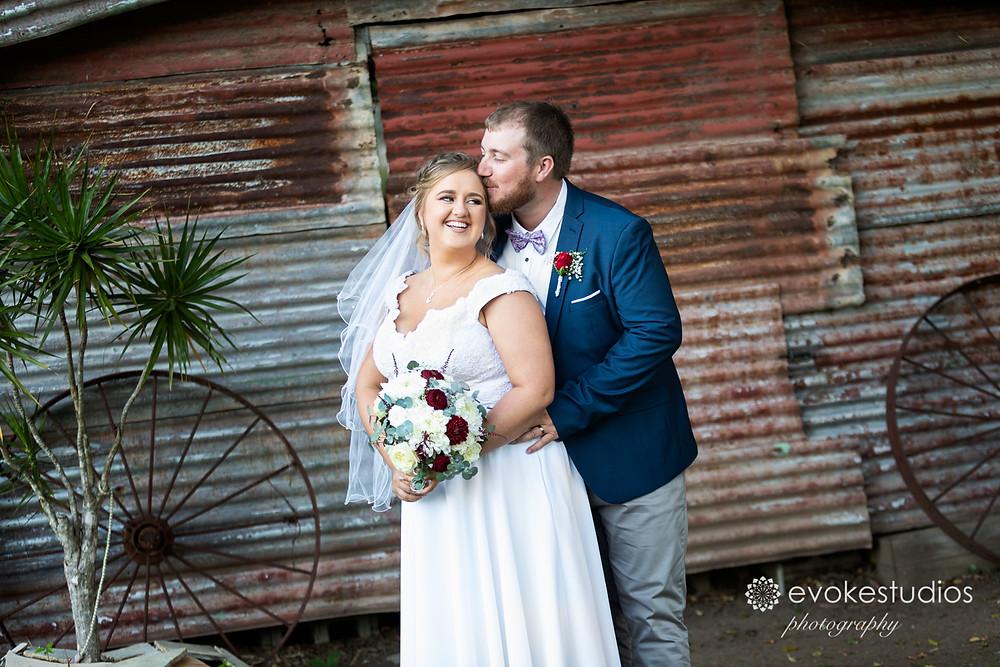 Wedding photography Braeside chapel