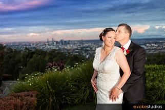 Shayne & Liesle's Mt Cootha wedding