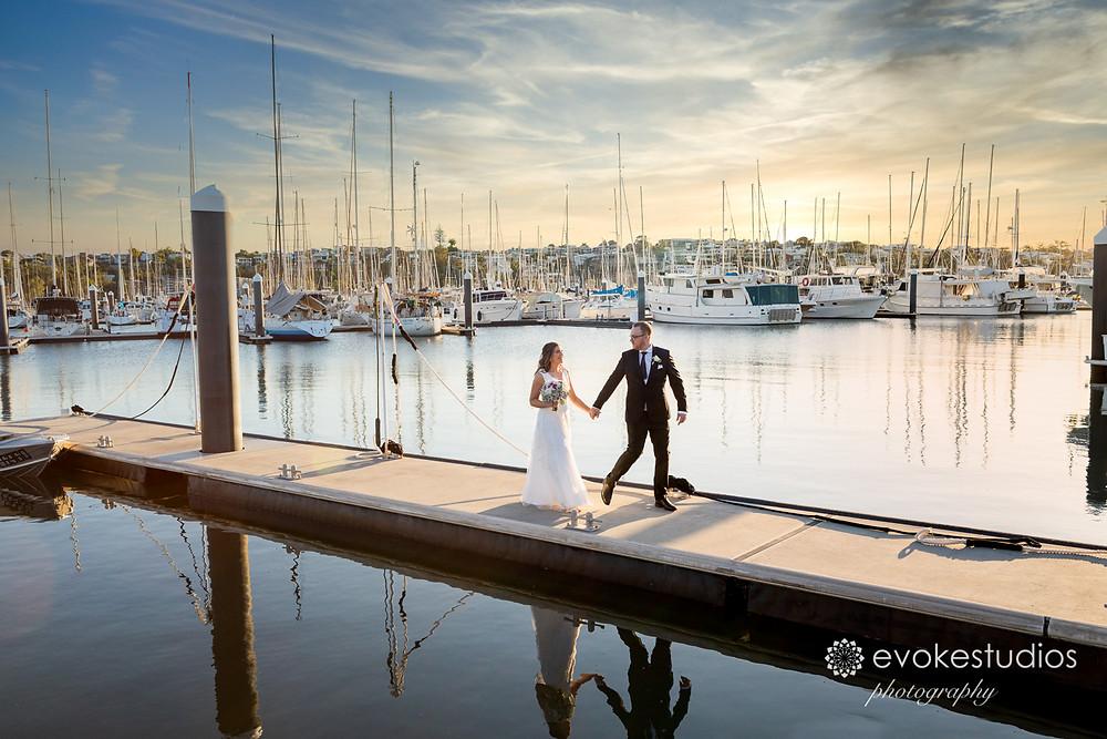 Wedding boats