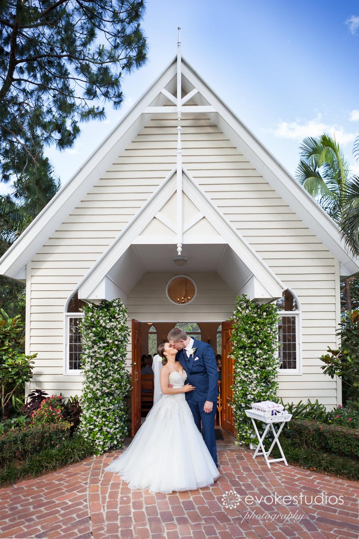 Braeside chapel wedding photographer