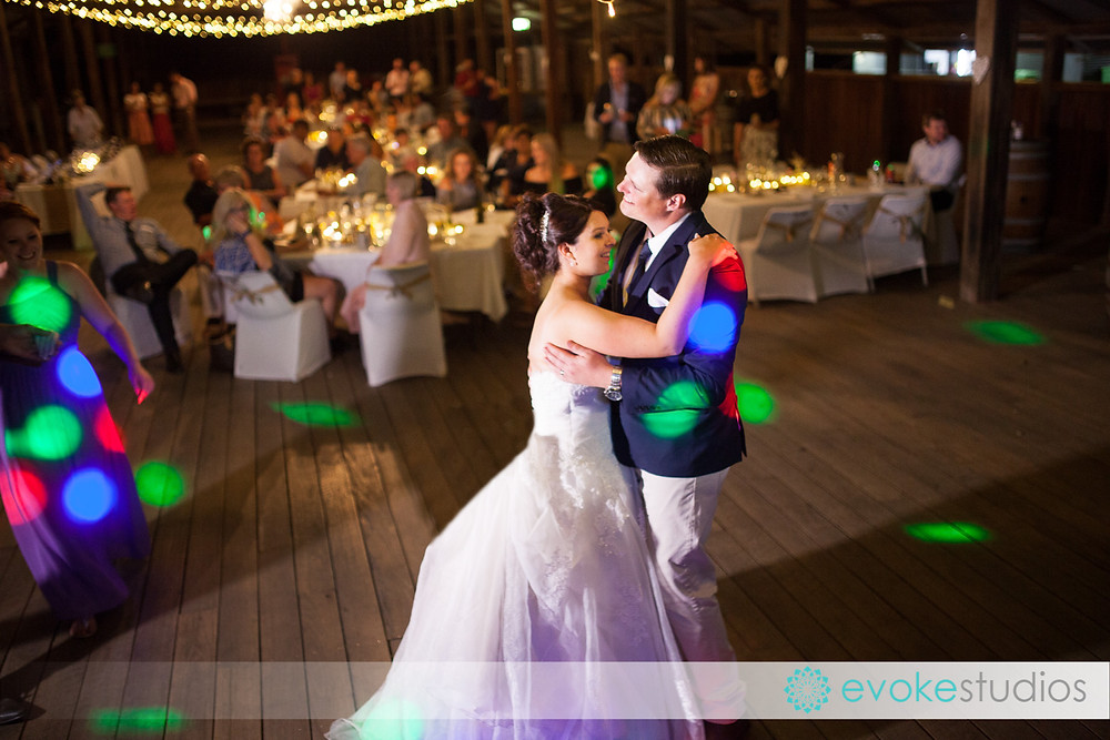 Jondaryan woolshed wedding