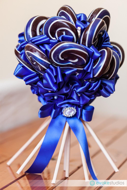 Lolliepop bouquet