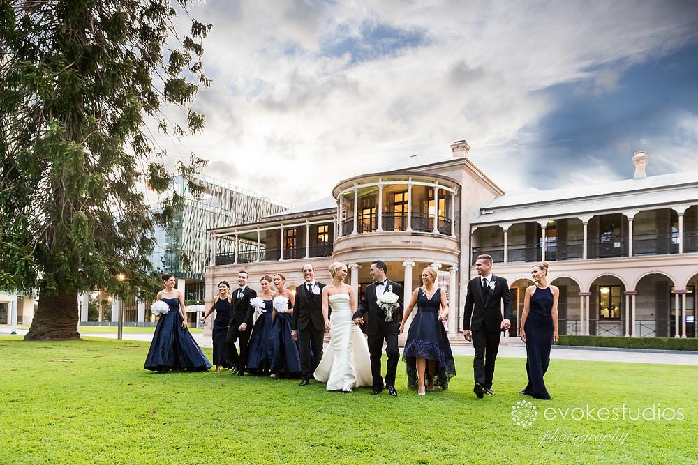 QUT wedding photos