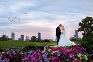 Slade & Tamara's Victoria Park Wedding