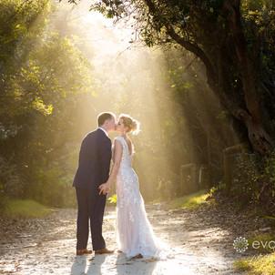 Nick & Alice's Beach Wedding