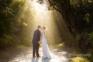 Nick & Alice's Beach Wedding