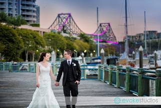 Dylan & Amanda's Dockside Landing Wedding