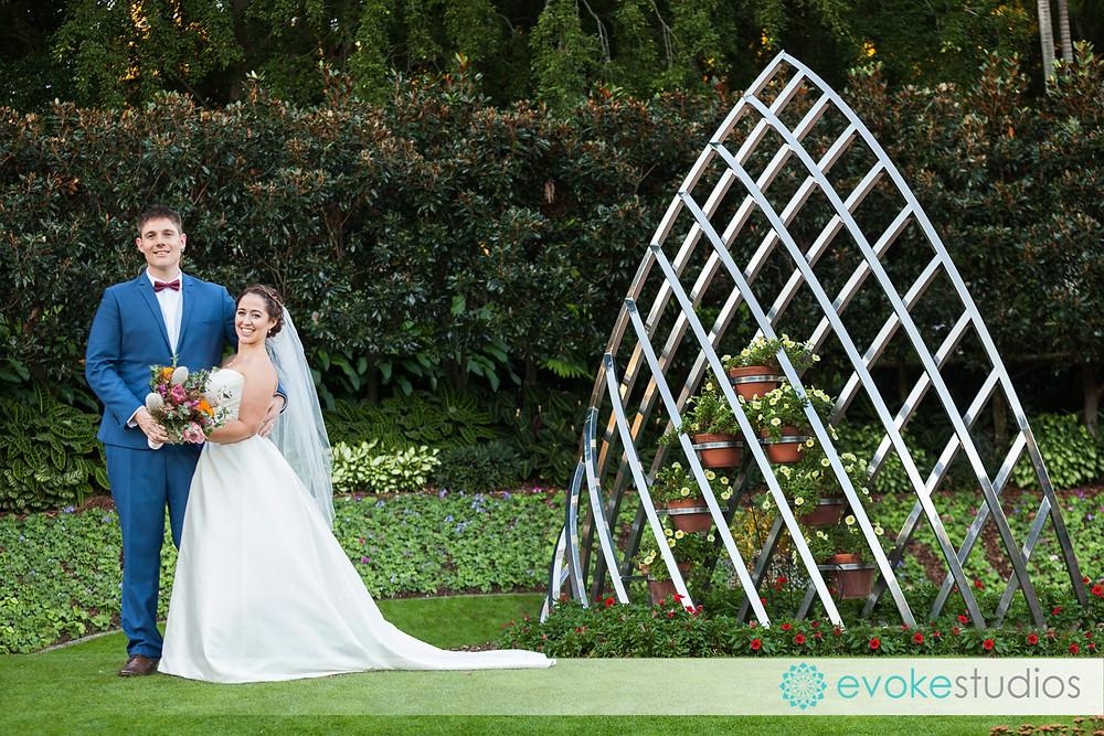 Roma St wedding photos