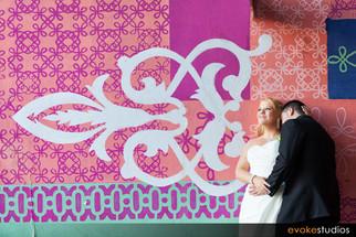 Robert & Karlie's Story Bridge Wedding
