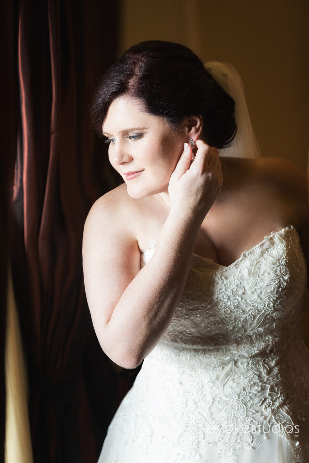 Brides portrait