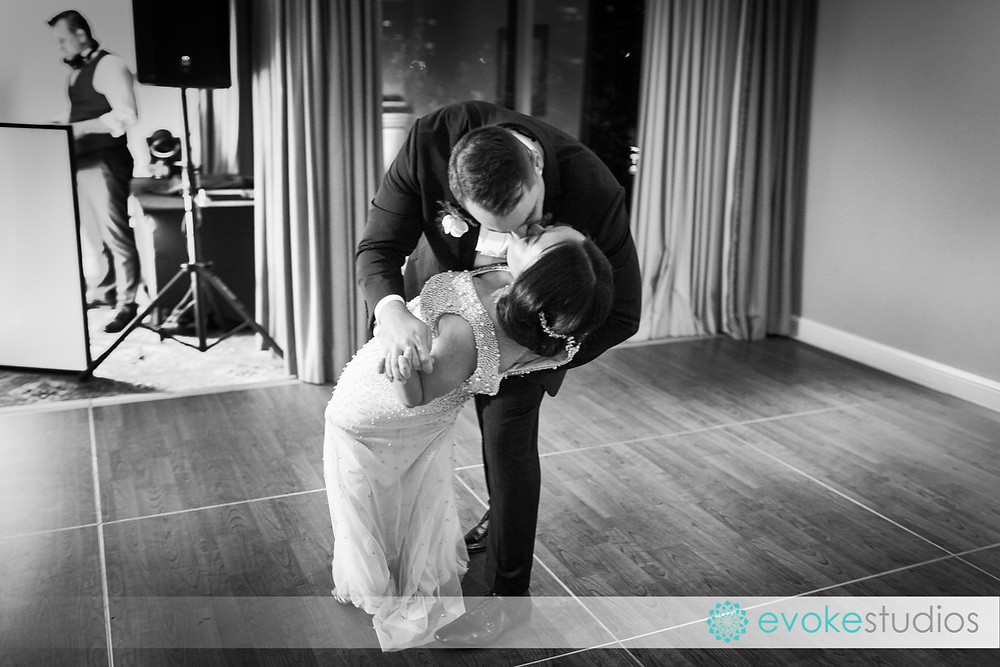 Bridal waltz great dip