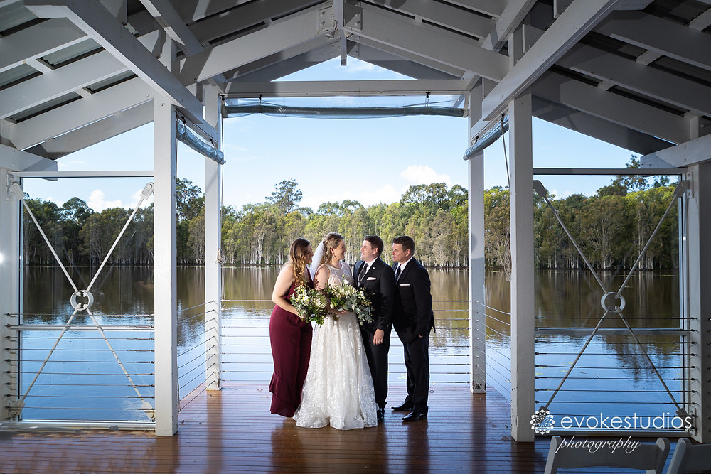 Sirromet winery wedding photographer