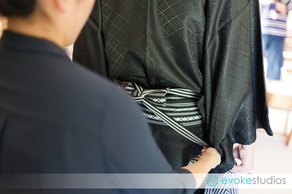 Groom Kimono
