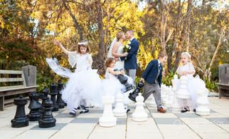 Ben & Claire's Braeside Chapel Wedding